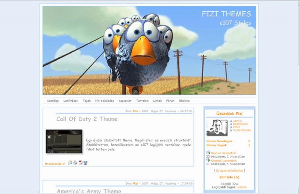 Gallery - Fizi Themes
